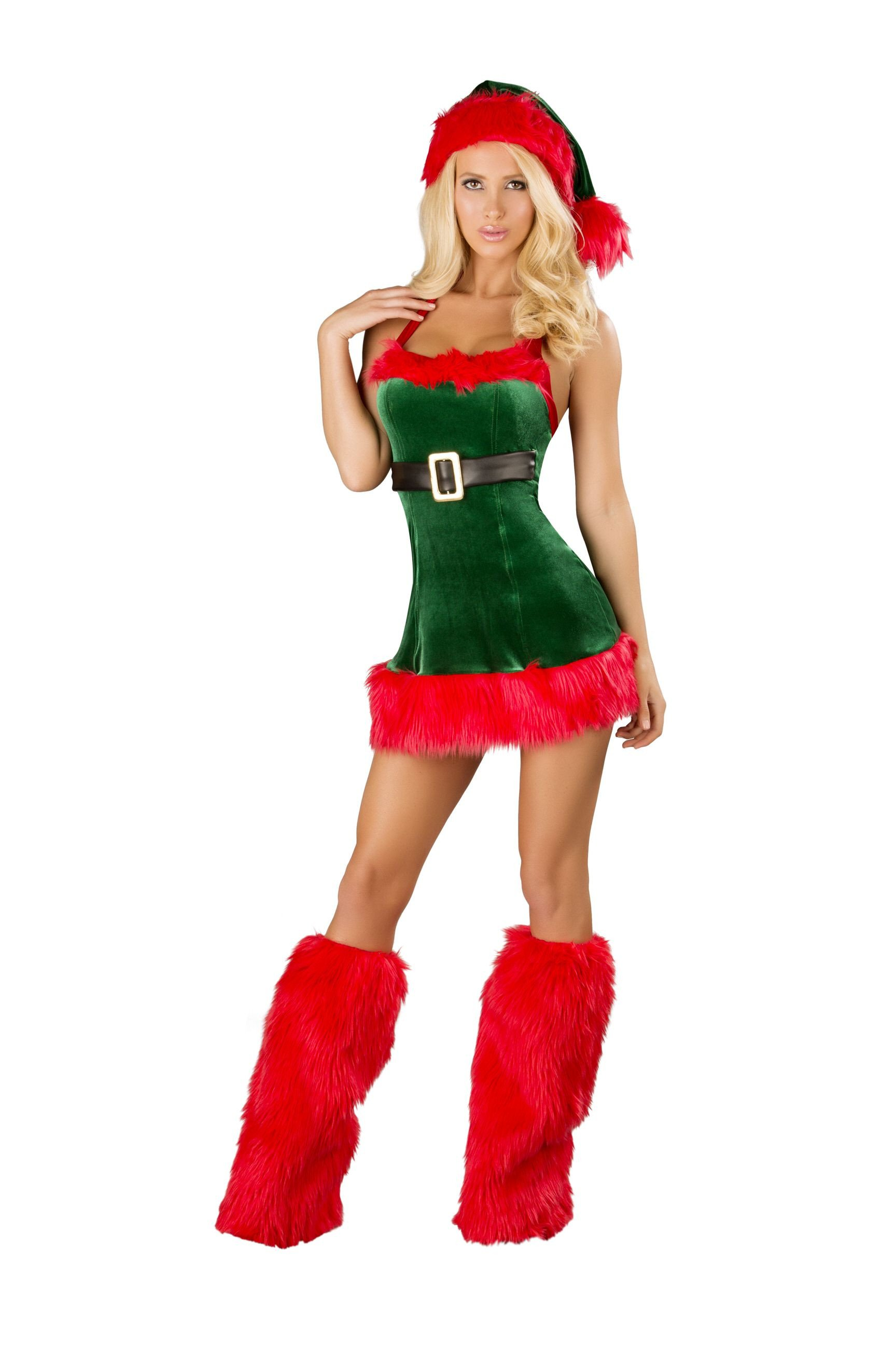 sexy elf costume